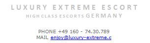 Luxury Extreme Escorts