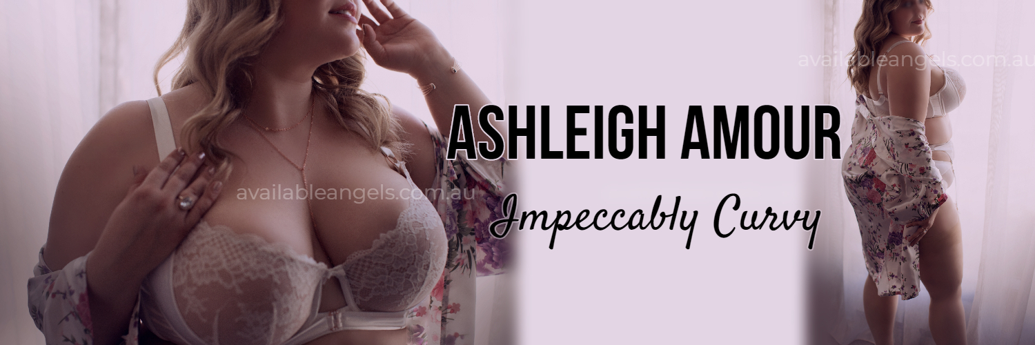 Brisbane ecort banner Ashley Amour