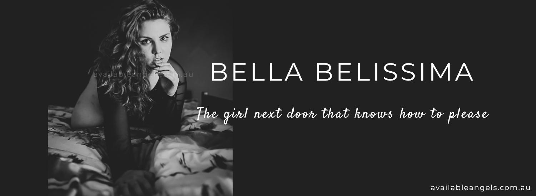 Bella Belissima | Melbourne Escort Banner