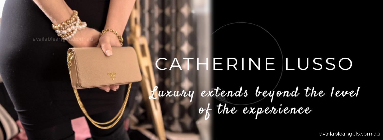 Catherine Lusso | Sydney Banner Luxury