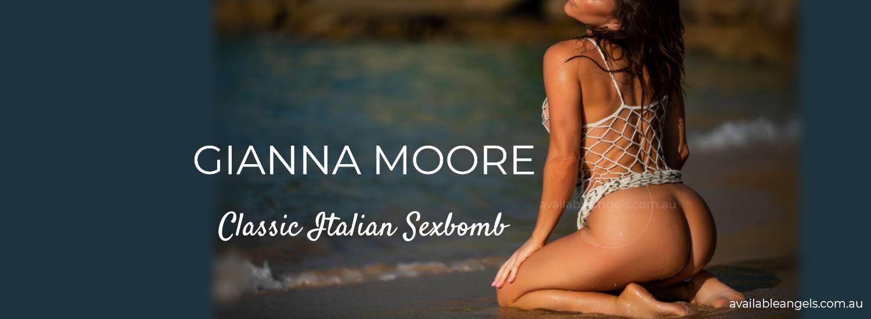 Gianna Moore   Sydney Escort