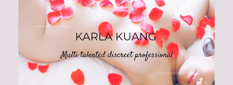 Karla Kuang | Sydney Escort