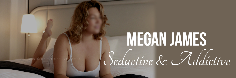 canberra escort sexy lady megan james big boobs white top