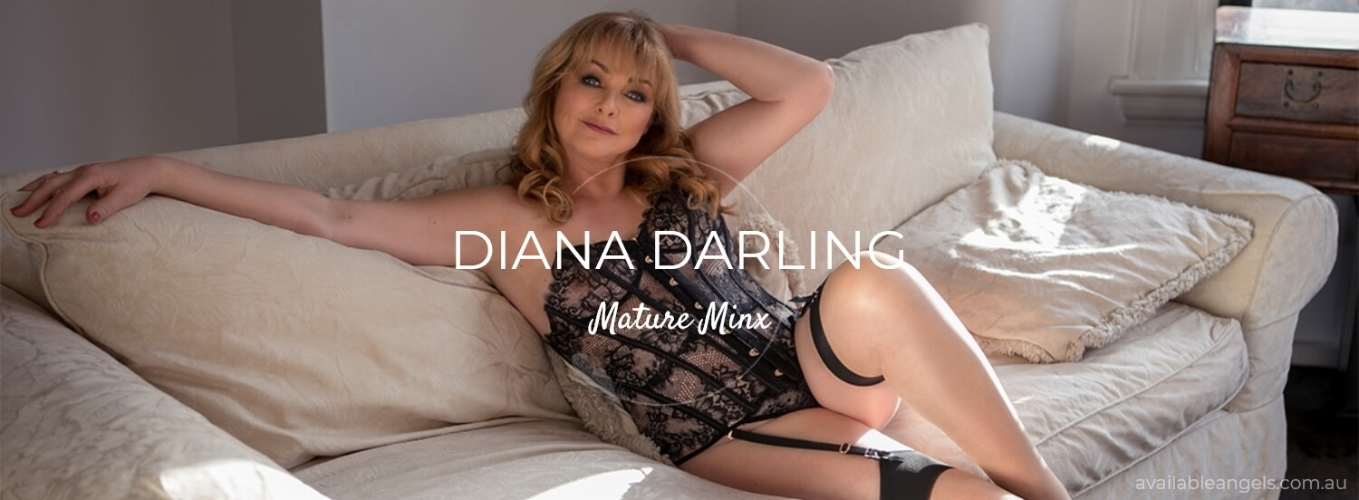 PRIVATE MATURE ESCORT BRISBANE DIANA DARLING