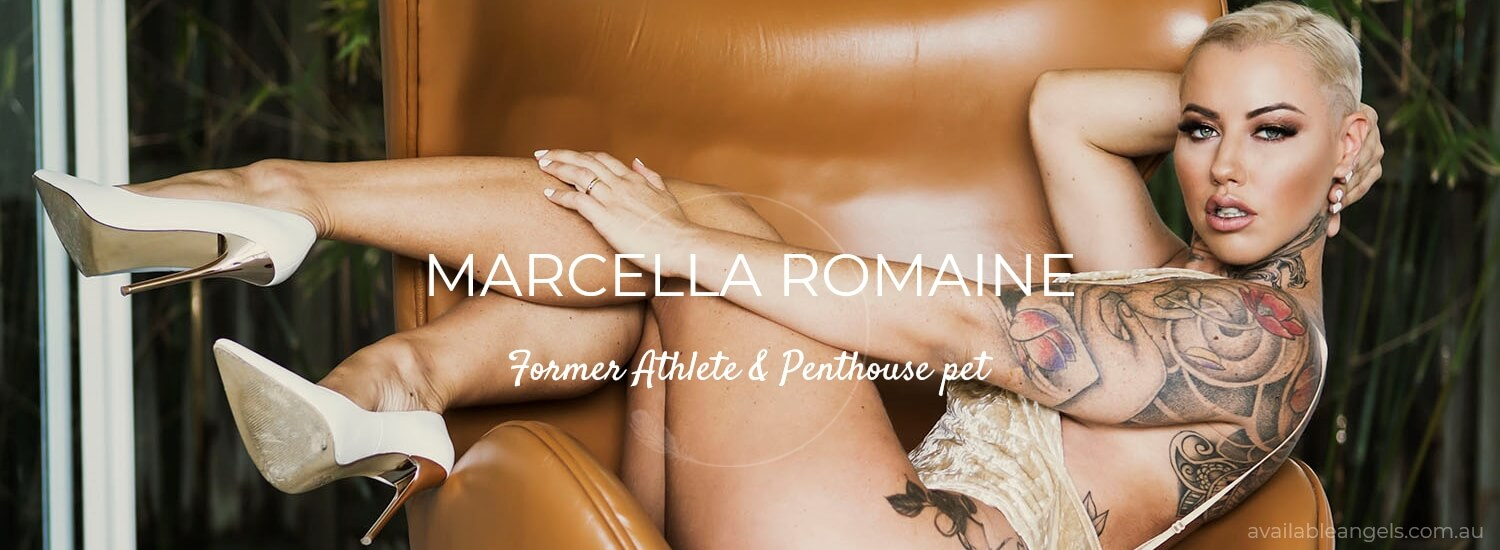 PRIVATE BRISBANE ESCORT MARCELLA ROMAINE