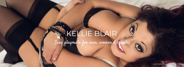 PRIVATE MELBOURNE ESCORT KELLIE BLAIR