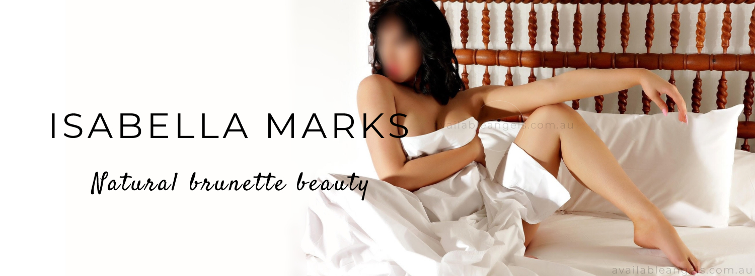 PRIVATE SYDNEY ESCORT ISABELLA MARKS