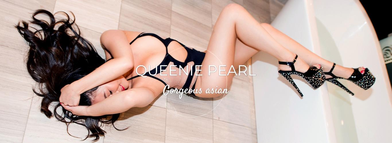 Private Brisbane escort Queenie Pearl