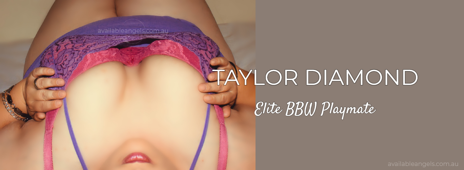 TAYLOR DIAMOND | PERTH PRIVATE BBW ESCORT